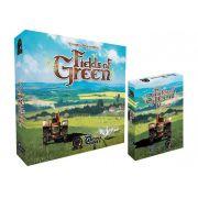Fields of Green + Expansão Promos Jogo de Tabuleiro Flick Games FGS0001EXP001