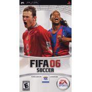 Fifa 06 PSP Original Usado