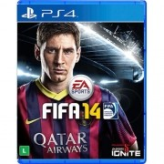 Fifa 14 Playstation 4 Original Usado
