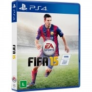 Fifa 15 Playstation 4 Original Usado