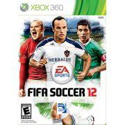 Fifa 2012 Xbox360 Original Usado