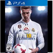 Fifa 18 Playstation 4 Original Lacrado