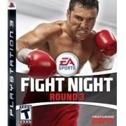 Fight Night Round 3 Playstation 3 Original Usado