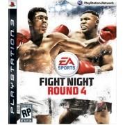 Fight Night Round 4 Playstation 3 Original Usado