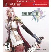 Final Fantasy XIII PS3 Original Usado