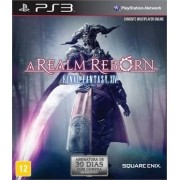 Final Fantasy XIV A Realm Reborn Playstation 3 Original Usado