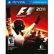Formula 1 2011 PS Vita Original Novo