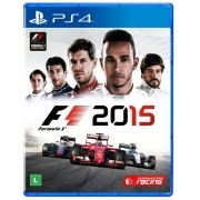 Formula 1 2015 Playstation 4 Original Usado