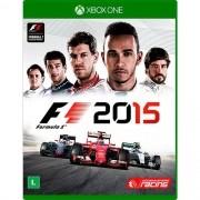 Formula 1 2015 XBOX ONE Original Usado