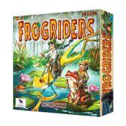 Frogriders Jogo de Tabuleiro Red Box RBX149