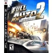 Full Auto 2 Battlelines Playstation 3 Original Usado