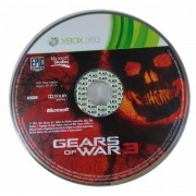 Gears of War 3 só a mídia Xbox360 Original Usado