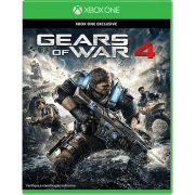 Gears of War 4 Xbox One Original Lacrado