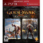 God of War Collection 1 e 2 Greatest Hits PS3 Original Usado