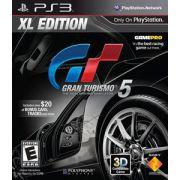 Gran Turismo 5 XL Edition Playstation 3 Original Usado