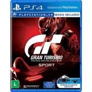Gran Turismo Sport Playstation 4 Original Usado