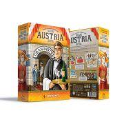 Grand Austria Hotel Jogo de Tabuleiro PaperGames J018