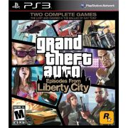 GTA IV Episodes from Liberty City PS3 Original Novo