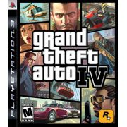 GTA IV Playstation 3 Original Usado