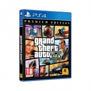GTA V PS4 Original Midia Fisica Novo