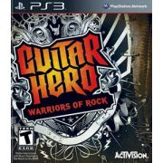 Guitar Hero Warriors of Rock Playstation 3 Original Novo