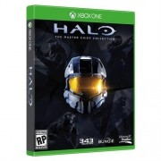 Halo Masterchief Collection Xbox One Original Usado