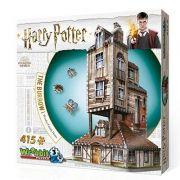 Harry Potter A Toca - Casa da Família Weasley Quebra-Cabeça 3D Galapagos W3D111