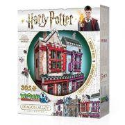 Harry Potter Artigos de Qualidade para Quadribol e Apotecário Quebra-Cabeça 3D Galapagos W3D009