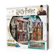 Harry Potter Beco Diagonal Quebra-Cabeça 3D Galapagos W3D110
