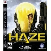 Haze Playstation 3 Original Usado
