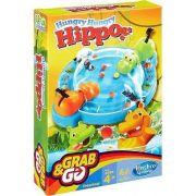 Hipopótamos Comilões Grab & Go Jogo de Tabuleiro Hasbro B1001