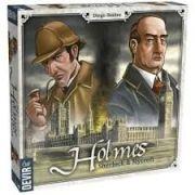 Holmes: Sherlock e Mycroft  Jogo de Cartas Devir BGHOLMES