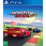 Horizon Chase Turbo PS4 Original Usado