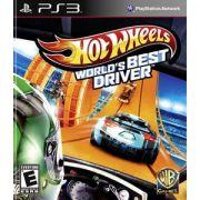 Hot Wheels O melhor piloto do mundo Playstation 3 Original Usado