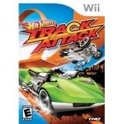 Hot Wheels Track Attack Nintendo Wii Original Lacrado