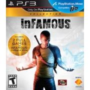 Infamous Collection Playstation 3 Original Usado
