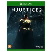 Injustice 2 Xbox One Original Lacrado