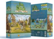 Isle of Skye de lider a rei Jogo de Estrategia PaperGames J003