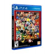 J-Stars Victory Playstation 4 Original Usado