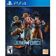 Jump Force Playstation 4 Original Lacrado