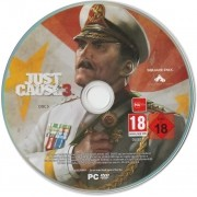 Just Cause 3 só a mídia Playstation 4 Original Usado