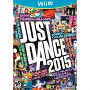 Just Dance 2015 Nintendo Wii-U Original Novo