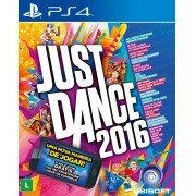 Just Dance 2016 Playstation 4 Original Usado