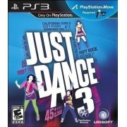 Just Dance 3 Playstation 3 Original Usado