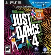 Just Dance 4 Playstation 3 Original Usado