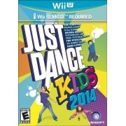 Just Dance Kids 2014 Nintendo Wii-U Original Lacrado