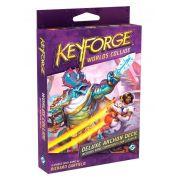 Keyforge Colisão entre Mundos Deluxe Archon Deck em ingles Jogo de Cartas Galapagos KFG703