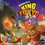 King of Tokyo Boardgame Galapagos KOT001