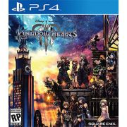 Kingdom Hearts III PlayStation 4 Lacrado