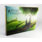 Kings Vineyard Jogo de Tabuleiro Importado Mayday Games